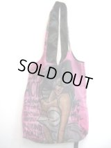 Patricia Field★House Of Field Nylon EcoTote