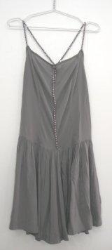 PARIS★DIABLESS Pearl Dress/チュチュ風パールシルクワンピース /GL