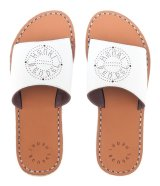 HENNRI BENDEL★Leather Sandal(限定1足)White