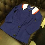CHAN CHAN LONDON ★Coat underground color