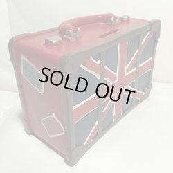 画像1: LONDON Notting Hill★Union Jack  savings box/unionjack限定1個