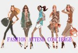 FASHION ATTEND CONCIERGE★トータルヒーリングスタイリスト吉永真阿 の Fashion Beauty コーディネート