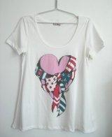 Toxxy★SailorフレアTシャツ (Ivory)