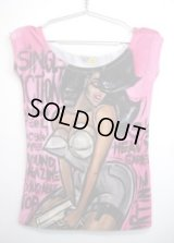 Patricia Field★Martine CustomTシャツ