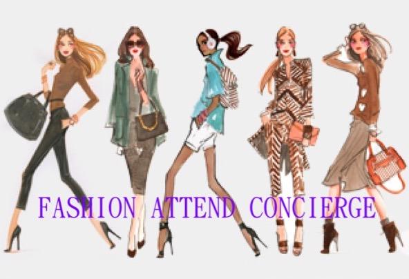 画像1: FASHION ATTEND CONCIERGE★トータルヒーリングスタイリスト吉永真阿 の Fashion Beauty コーディネート